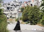 Media w Syrii: Koalicja sił USA zaatakowała bazę lotniczą w Hims; Pentagon zaprzecza