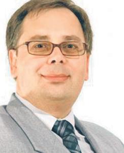 Dr Ryszard Balicki, konstytucjonalista z Uniwersytetu Wrocławskiego