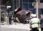 Nowy Jork: Rozpędzony samochód wjechał w pieszych. Co najmniej jedna osoba zginęła