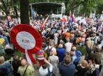 Policja wyjaśnia okoliczności incydentu podczas marszu KOD-u w Radomiu