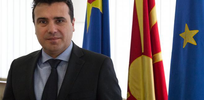 Zoran Zaev, premier Macedonii