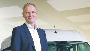 Eckhard Scholz od 5 lat jest prezesem marki Volkswagen Samochody Użytkowe