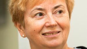 """Elżbieta Szwałkiewicz prezes Koalicji """"Na pomoc niesamodzielnym"""", była konsultant krajowa w dziedzinie pielęgniarstwa przewlekle chorych i niepełnosprawnych"""