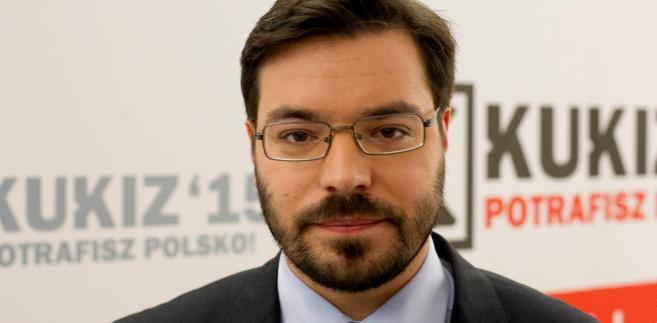 Tyszka poinformował, że spotkanie Kukiz'15 z prezydentem w środę planowane jest na godzinę 15.30