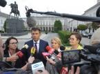 Ryszard Petru, Joanna Scheuring-Wielgus i Joanna Schmidt założą koło poselskie