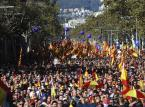Hiszpania: W Barcelonie marsz 300 tys. zwolenników jedności kraju