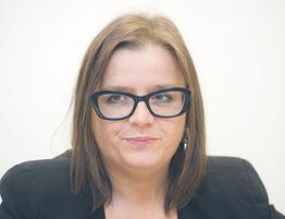 Katarzyna Przewalska zastępca dyrektora departamentu Rozwoju Rynku Finansowego w Ministerstwie Finansów