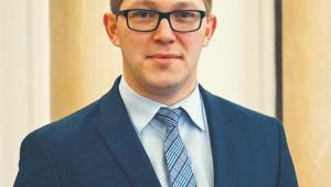 Jacek Góra, wicedyrektor departamentu kontroli i analiz MF