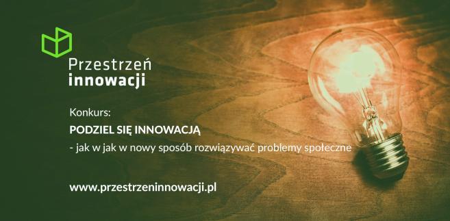 innowacje społeczne konkurs