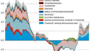 Struktura inflacji w Polsce