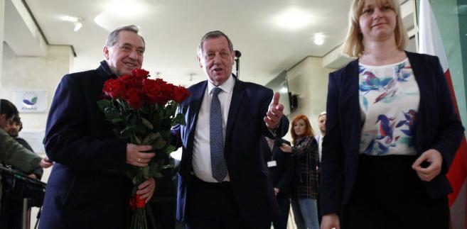 Dwóch Ministrów Środowiska: Jan Szyszko i Henryk Kowalczyk