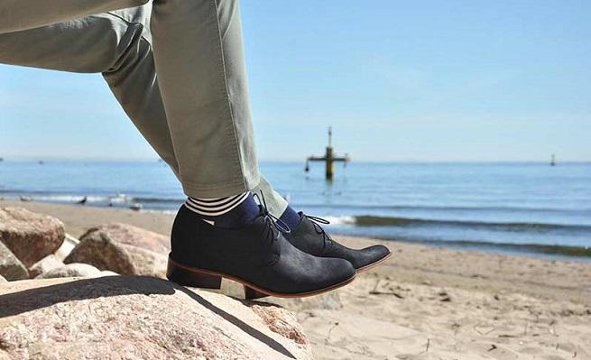 Buty podwyższające Pesaro