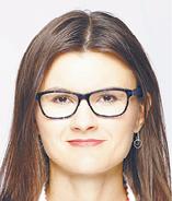 Agnieszka Wnuk doradca podatkowy, starszy menedżer w Crido