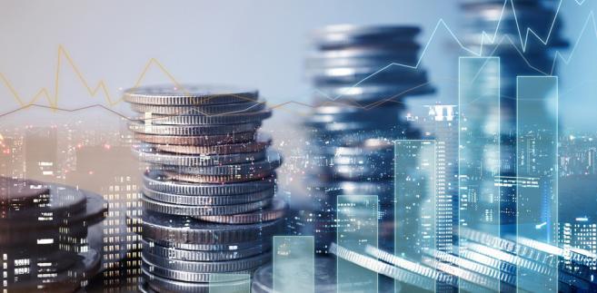 Spadek wartości wskaźnika odnotowały zarówno firmy prywatne, jak i publiczne.