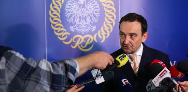 Sędzia Maciej Mitera
