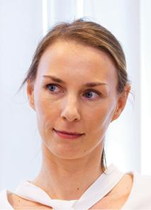 Halina Karpińska dyrektor departamentu bankowości elektronicznej Banku Millennium