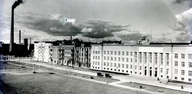 Łódzki Plac gen. Dąbrowskiego