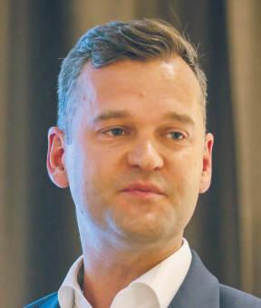 Maciej Żurawek, dyrektor departamentu rozwoju produktu i wsparcia sprzedaży w banku Citi Handlowy