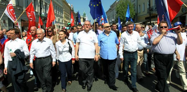 OPZZ zapowiada strajk jeśli nie zostaną spełnione ich postulaty