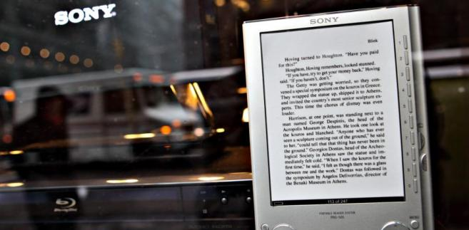 Sklep Sony w Nowym Jorku.