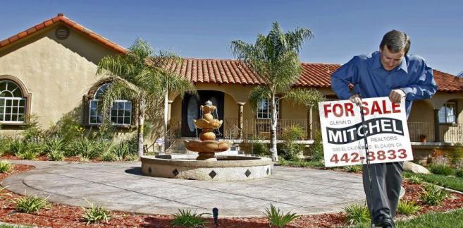 Liczba umów ws. sprzedaży domów podpisanych w maju przez Amerykanów wzrosła miesiąc do miesiąca o 5,9 proc.