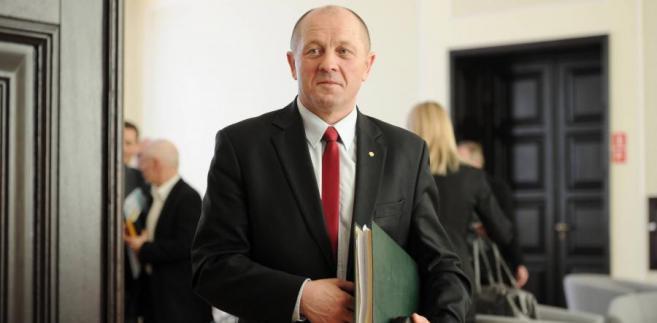 Marek Sawicki, miinister ronictwa i rozwoju wsi