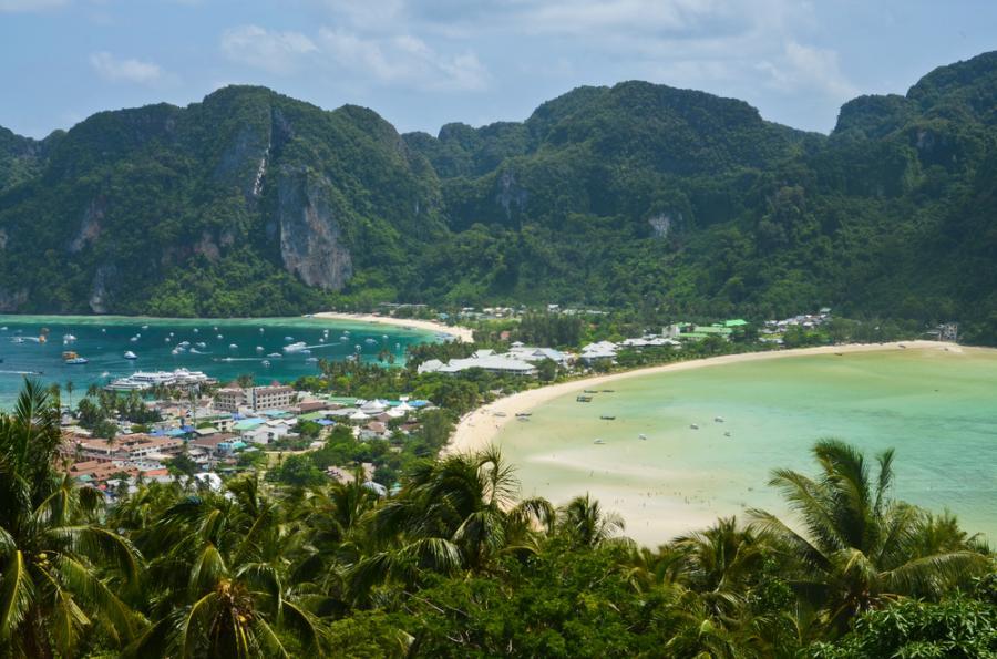 Ko Phi Phi Don Island