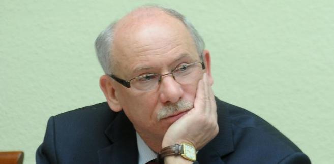 Janusz Lewandowski, unijny komisarz ds. budżetu