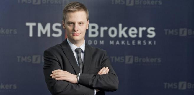 Bartosz Sawicki, DM TMS Brokers