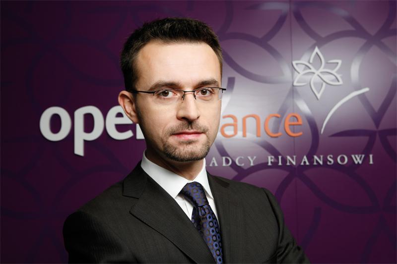 Bernard Waszczyk analityk Open Finance