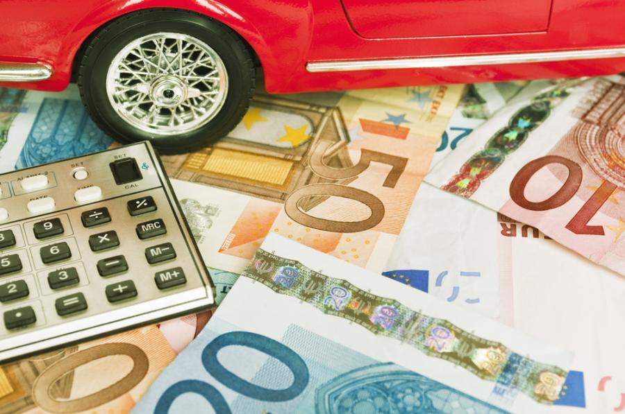 Kredyty, auto, samochód
