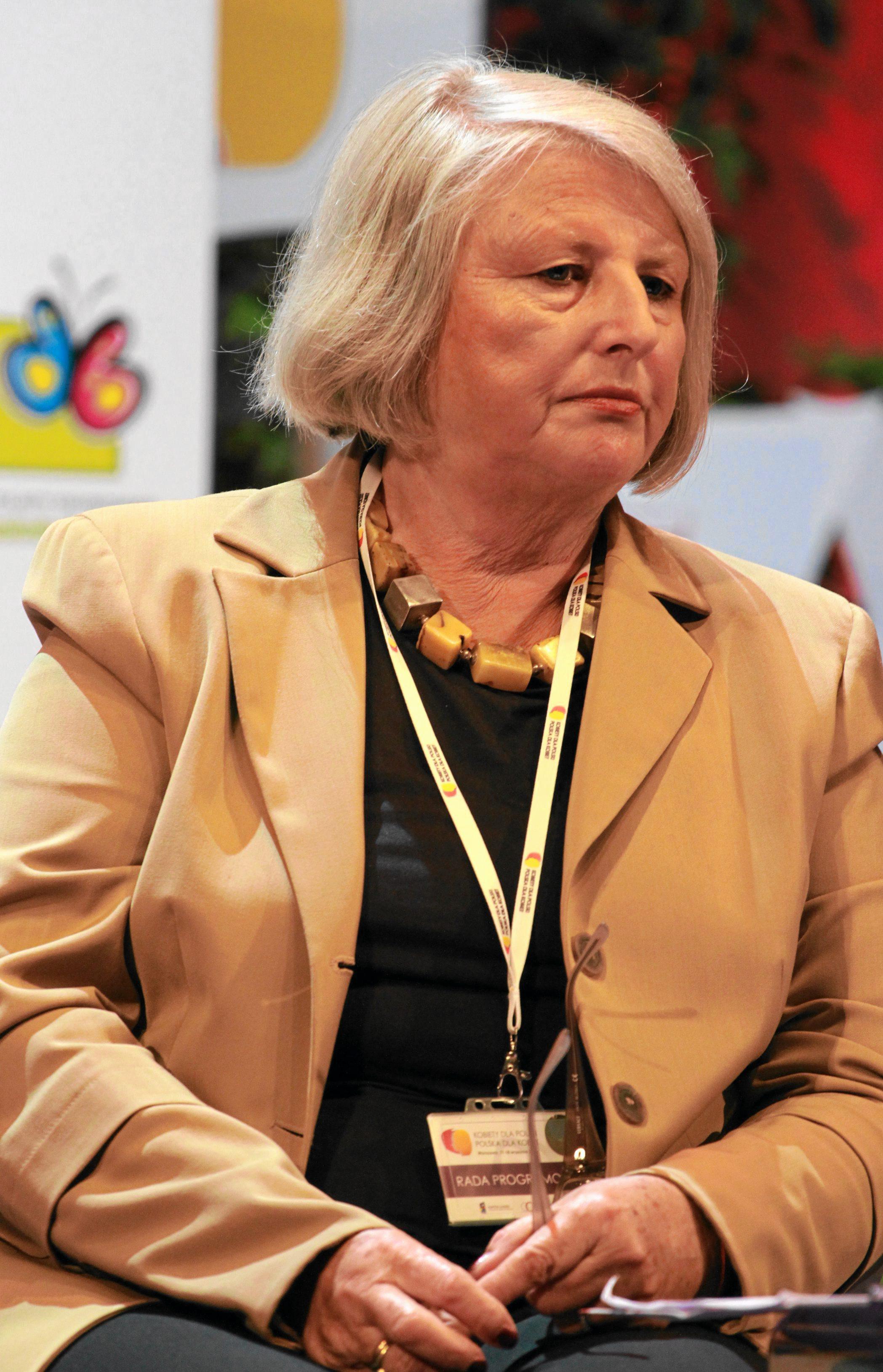 Prof. Eleonora Zielińska, karnistka i bioetyczka, stworzyła Klinikę Prawa na Wydziale Prawa i Administracji Uniwersytetu Warszawskiego