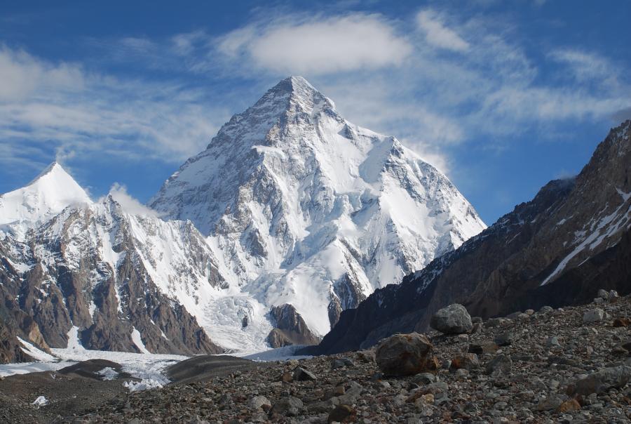 Góry w Pakistanie