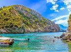 Na 8. miejscu najpopularniejszych wakacyjnych destynacji Polaków w 2013 roku znalazła się grecka wyspa - Korfu.