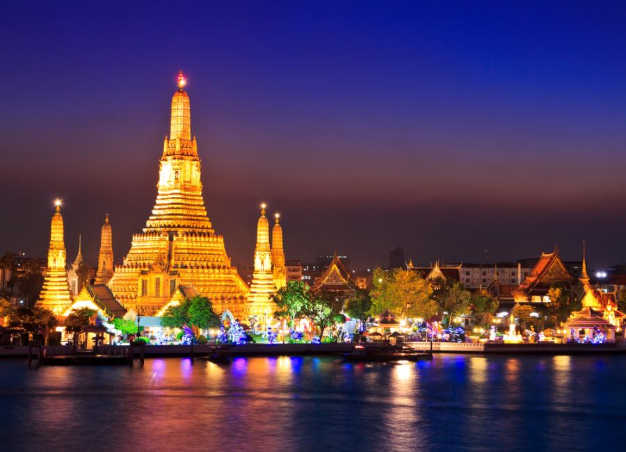 Wat Arun –  Świątynia Świtu
