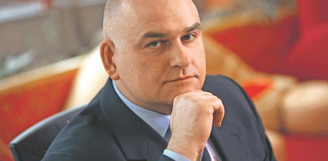 Piotr Muszyński, wiceprezes Orange