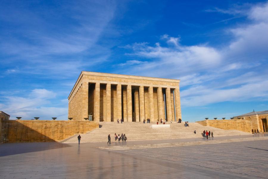 Mauzoleum Ataturka
