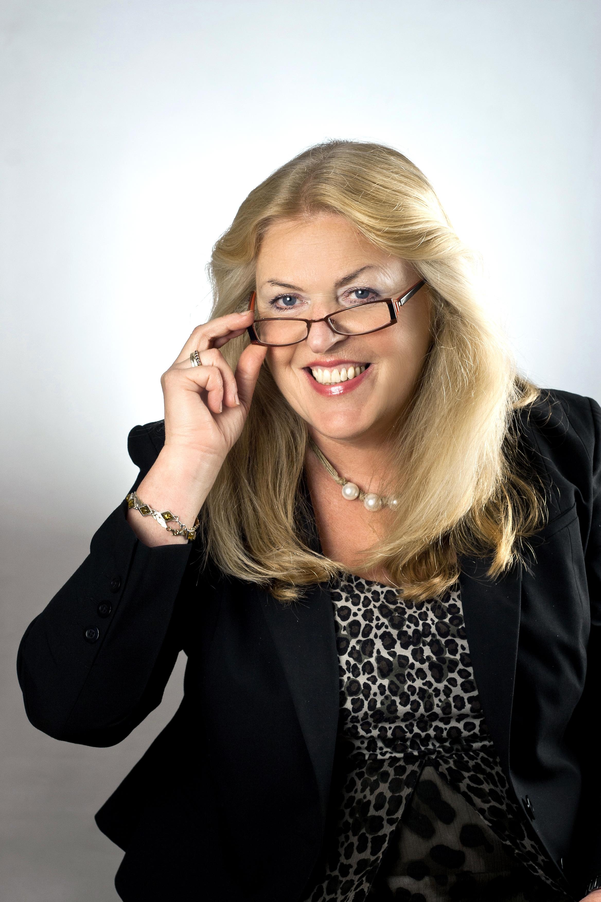Joanna Greguła, notariusz, rzecznik Krajowej Rady Notarialnej