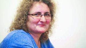 Elżbieta Szustak z departamentu ubezpieczeń i składek Centrali ZUS