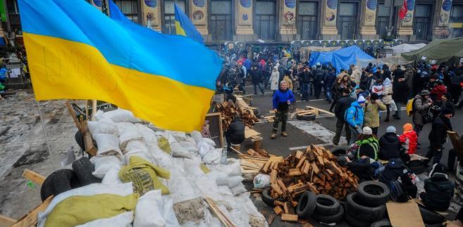 Euromajdan Kijów