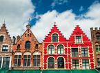 4. miejsce: Brugia w Belgii