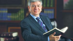 Maciej Bobrowicz, radca prawny, nowo wybrany prezes Krajowej Rady Radców Prawnych