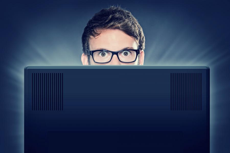 haker, tv