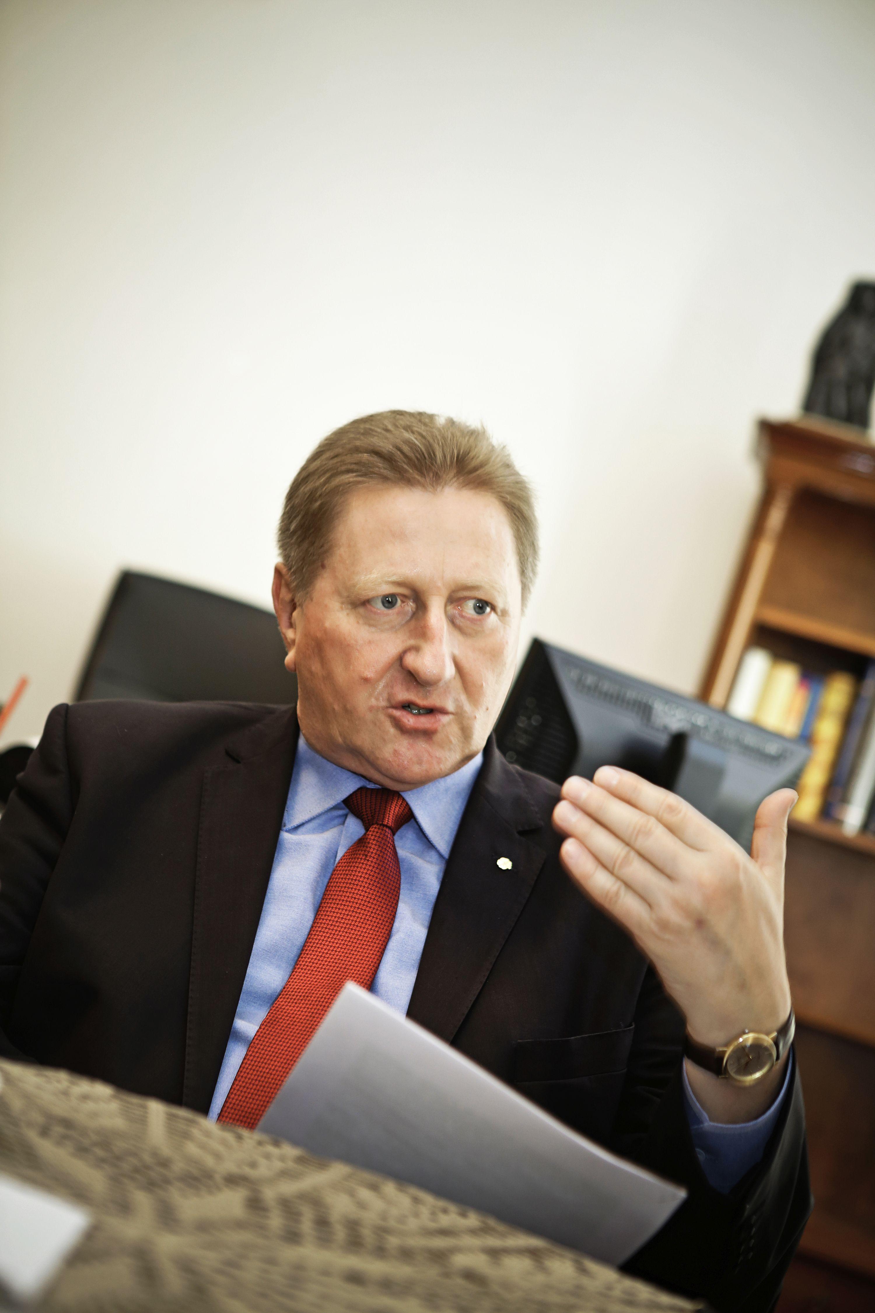 Tadeusz Sławecki, sekretarz stanu w Ministerstwie Edukacji Narodowej