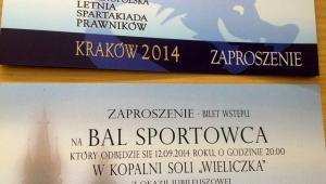 Spartakiada Prawników Kraków 2014