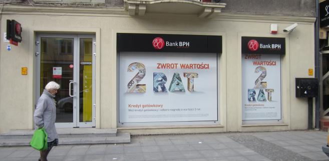 W ubiegłym roku Bank BPH miał prawie 22 mln zł zysku