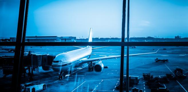 Polskim lotniskom grozi finansowa katastrofa. Część z nich zwalnia pracowników i stara się o...