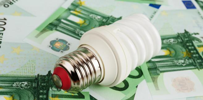 energetyka -prąd-euro-żarówka