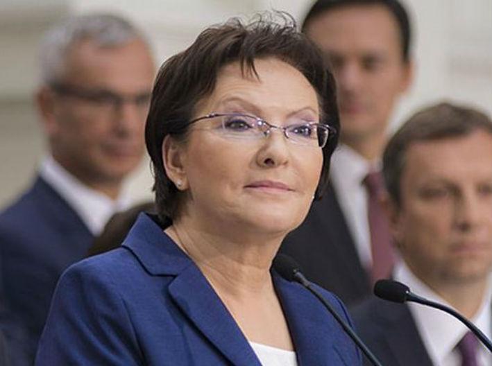 Ewa Kopacz, By Platforma Obywatelska RP, CC BY-SA 2.0, via Wikimedia Commons