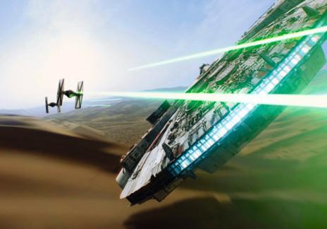 """""""Gwiezdne wojny: Przebudzenie mocy"""" to bez wątpienia jeden z najbardziej oczekiwanych filmów tego roku"""